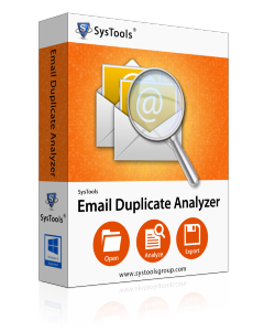 SysTools Email Duplicate Analyzer - Personal License