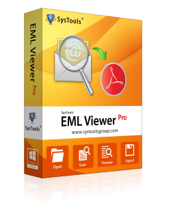 SysTools EML Viewer Pro - 50 User License