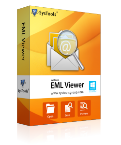 SysTools EML Viewer Pro - Personal License