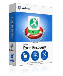 SysTools Excel Recovery - Enterprise License