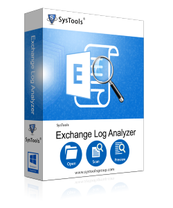 SysTools Exchange Log Analyzer - Site License