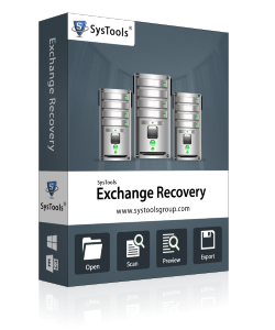 SysTools Exchange Recovery - Technician License
