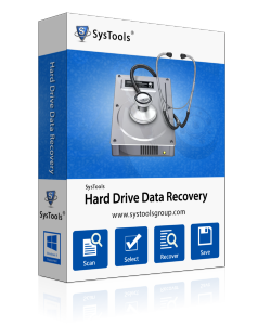 SysTools Hard Drive Data Recovery-Enterprise License