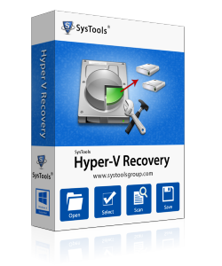 SysTools Hyper-V Recovery - Business License