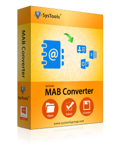 SysTools Thunderbird Address Book Converter - Business License