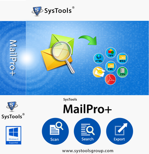 SysTools MailPro+ Business License