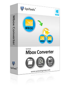 SysTools MBOX Converter-Enterprise License