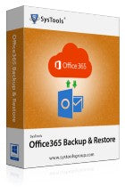 SysTools Office 365 Backup and Restore - 10 mailboxes
