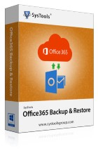SysTools Office 365 Backup and Restore - Single User