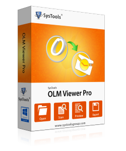 SysTools OLM Viewer Pro- 100 User License