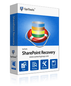 SysTools SharePoint Recovery - Personal License