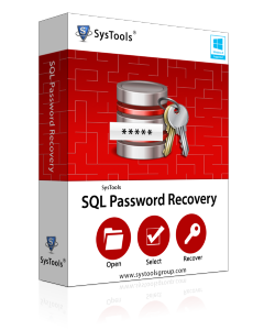 SysTools SQL Password Recovery - Business License