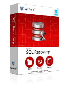 SysTools SQL Recovery - Enterprise License