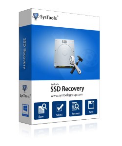 SysTools SSD Recovery - Personal License