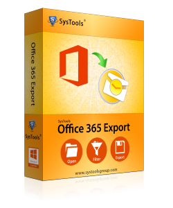 SysTools Office 365 Export - 10 User License
