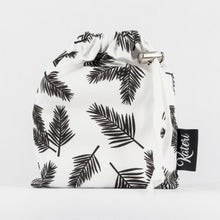 PRODUCE BAG COMBO with pouch - black & white