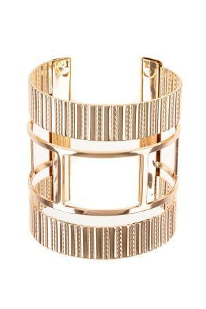 Goddess Gold Cuff Bracelet - iNowacollections