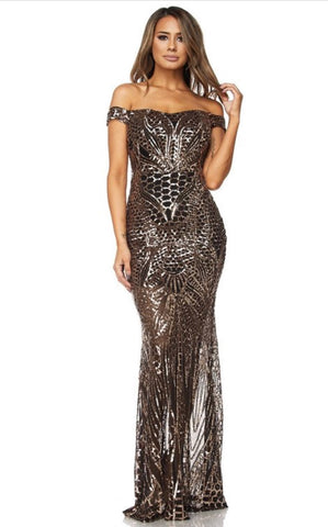 Jasmine Sequin Dress - iNowacollections