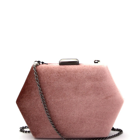 Cassie Hexa Clutch - iNowacollections