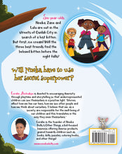 Nneka's SuperNatural Hair: The Lost Kitten - Paperback