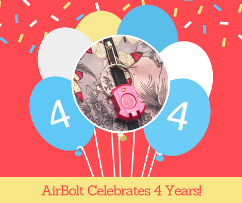 It's Our 4 Year Birthday!