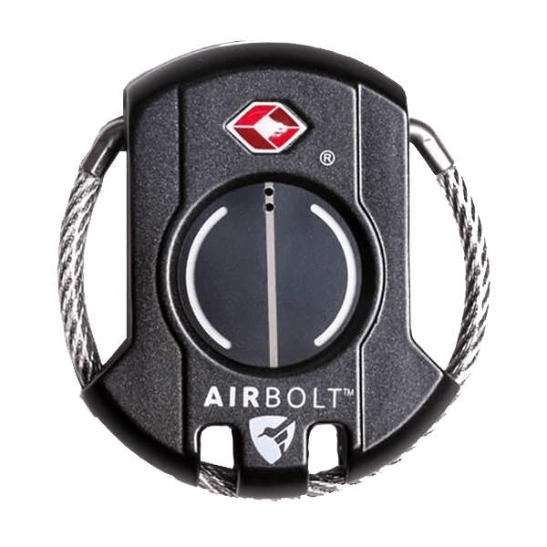 AirBolt Travel Sized Lock - Cape Cod Grey