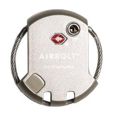 AirBolt Travel Sized Lock - Champagne