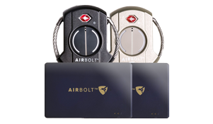 Buy 2 AirBolt Locks and 2 AirBolt Cards