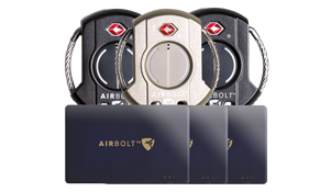 Buy 3 AirBolt Locks and 3 AirBolt Cards