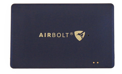 AirBolt Shield: Card