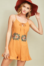 Sweet as Honey Romper
