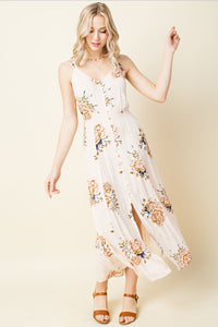 Hot Days & Warm Nights Maxi Dress