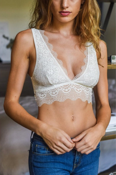 Summer Date Night Bralette