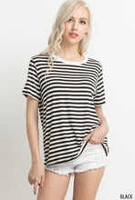 Nothing But Stripes Tee