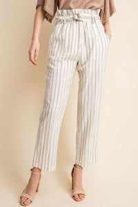 Girl Boss Stripe Pants