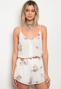 I'm Just a Summer Girl Romper