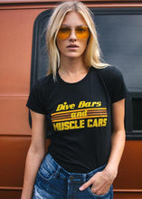 Dive Bars & Muscle Cars Tee