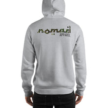 NOMAD Silhouette (Camo Print) Hooded Sweatshirt