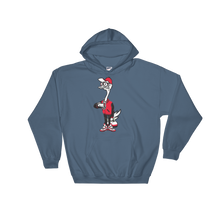 Fly Ostrich Unisex Hooded Sweatshirt