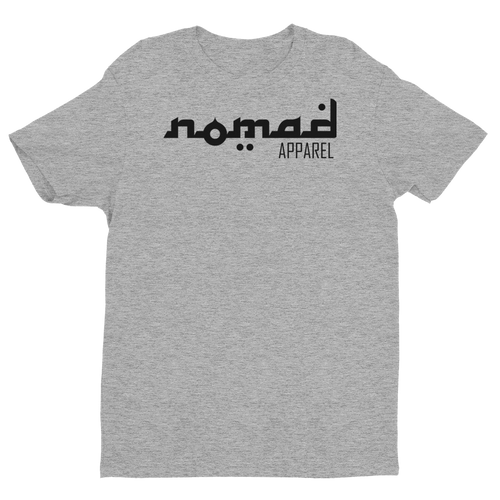 NOMAD Black Signature (3 DOT) Premium Men's Tee