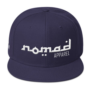 NOMAD Signature (3- DOT) Snapback Hat