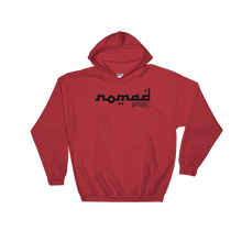 NOMAD Black Signature (3 DOT) Unisex Hooded Sweatshirt