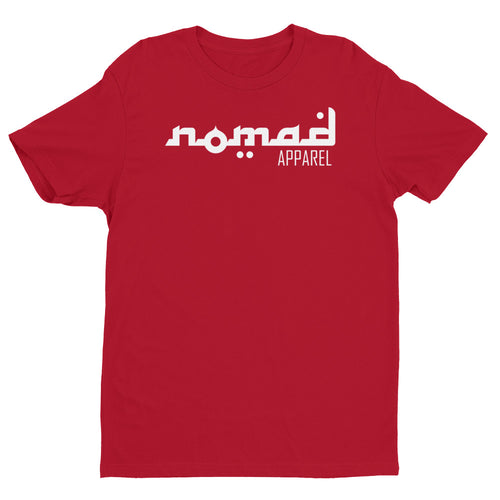 NOMAD White Signature (3 DOT) Premium Men's Tee