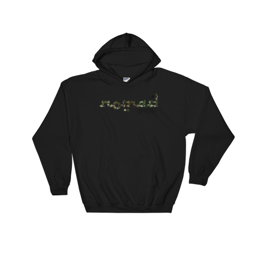 NOMAD Signature (3 DOT) Camo Unisex Hooded Sweatshirt