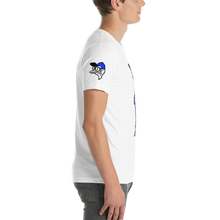 Fly Ostrich Mascot T-Shirt (Royal/ Black)