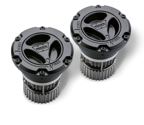 SUPER DUTY LOCKING HUB - 35 SPLINE - 95060