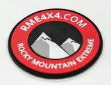 "RME 4x4 forum 2.5"" patch"