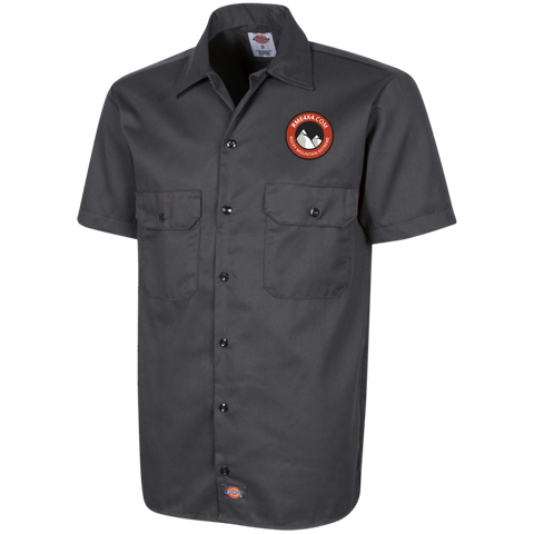 RME4x4 Short Sleeve Workshirt