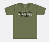 Crawler Ready Grill logo T-Shirt