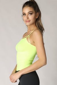 Criss-Cross Cami - Multiple Colors